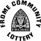 Frome lottery logo